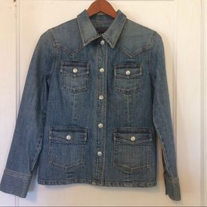 GAP Denim Jacket Size S